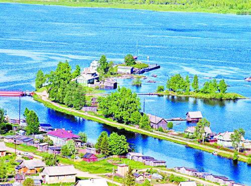 """Путина ждет Вознесенье. На Онежском озере обнаружилась очередная """"дача президента"""""""