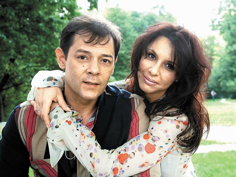Вадим Казаченко и Ирина Аманти // Фото: Global Look Press