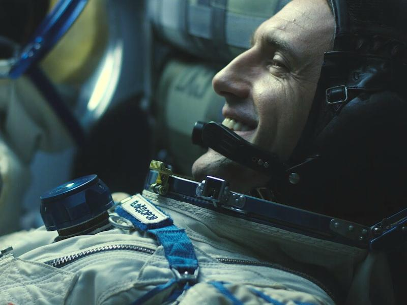 Космос – один из трех китов кинопропагандистов. Это доказывает фильм «Салют-7»