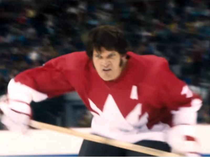 В «Легенде №17» канадцев изобразили звероподобными монстрами