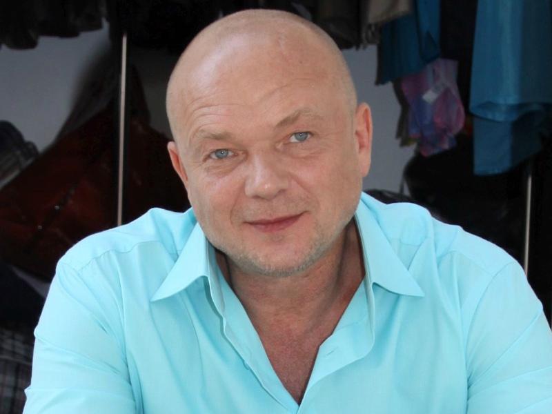 Андрей Смоляков // Фото: Андрей Струнин / «Собеседник»
