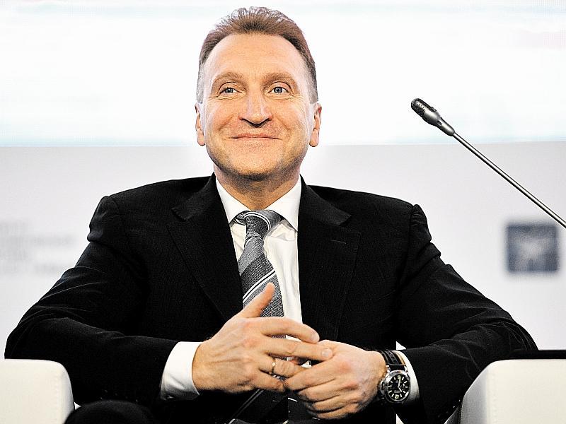 Игорь Шувалов // фото: РИА Новости