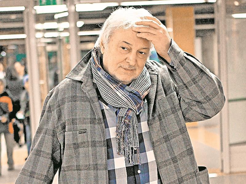 Вячеслав Добрынин // фото: Александр Шпаковский