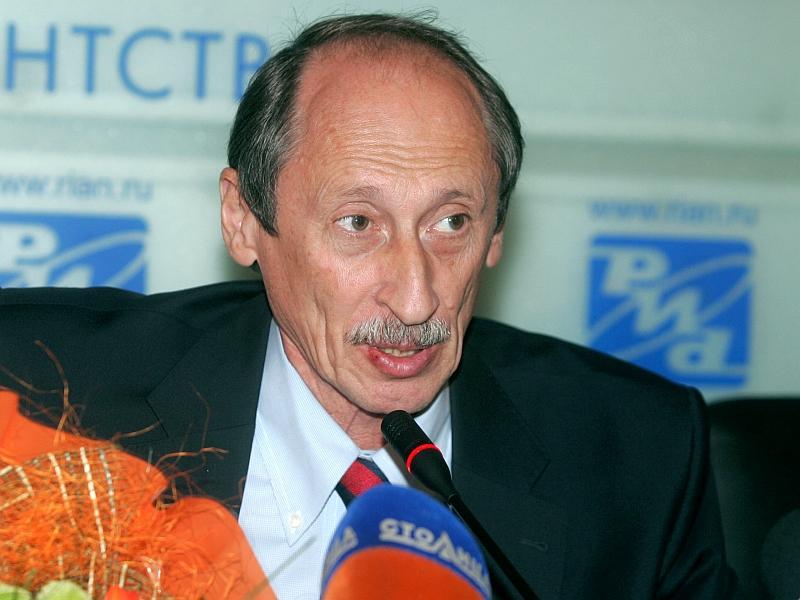 Валентин Балахничев // фото: Александр Черных / Global Look Press