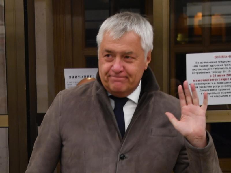 Исполнительный директор Фонда кино Вячеслав Тельнов // фото: Komsomolskaya Pravda / Global Look Press