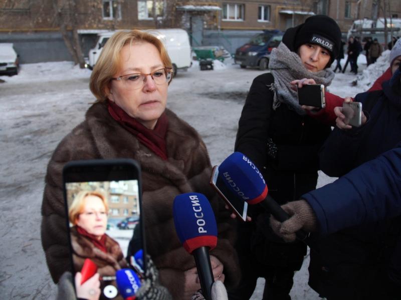 Вероника Скворцова // фото: Илья Масковец / ТАСС