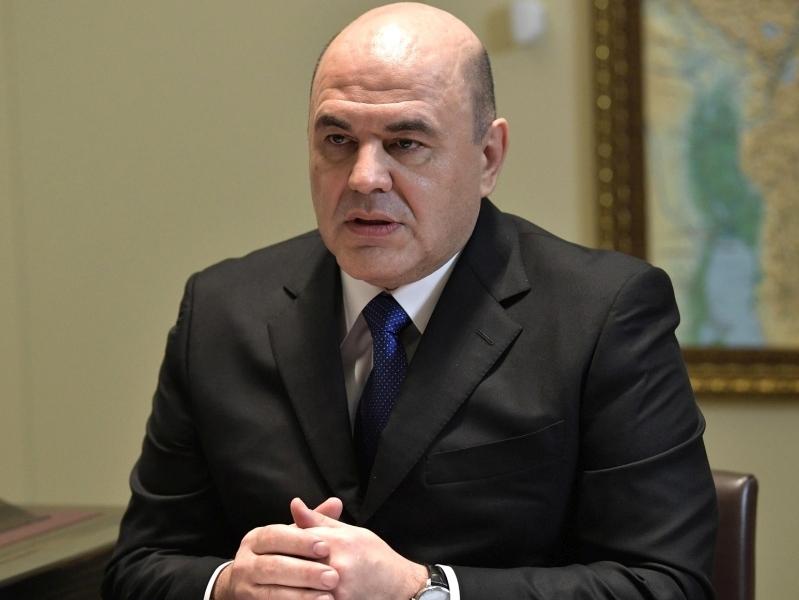 Михаил Мишустин. Фото: Kremlin Pool / Global Look Press