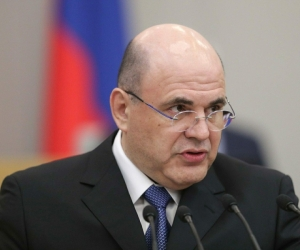 Премьер-министр РФ Михаил Мишустин. Фото: Государственная дума РФ / Global Look Press