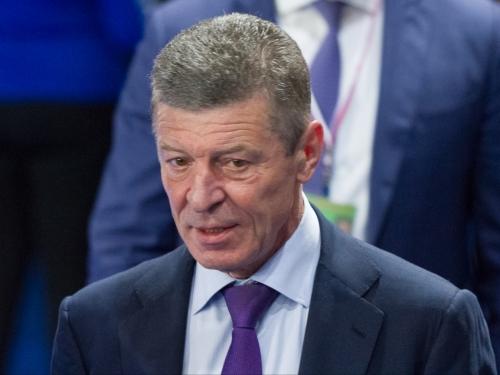 Дмитрий Козак. Фото: Global Look Press