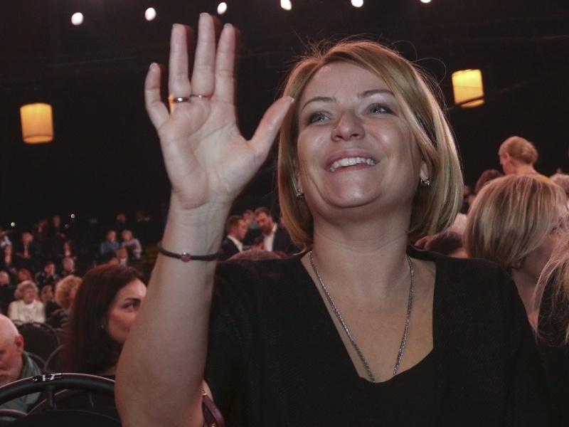 """Ольга Любимова (фото в статье: Андрей Струнин / """"Собеседник"""")"""