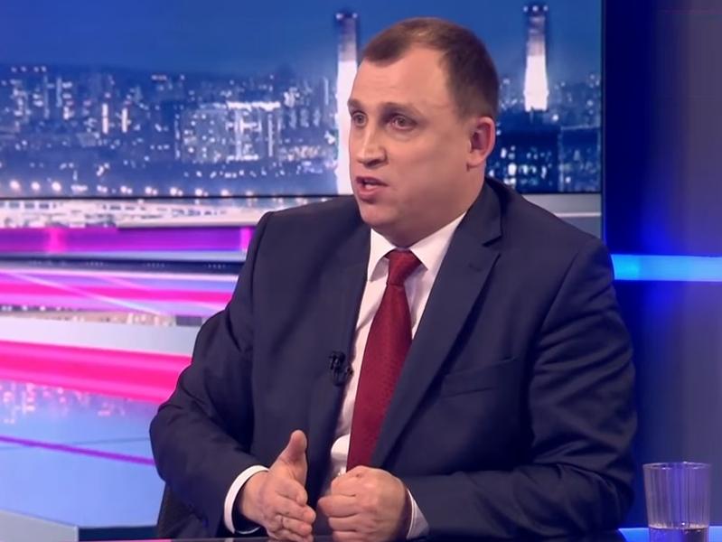 Сергей Вострецов. Стоп-кадр / канал Общественного телевидения России на Youtube