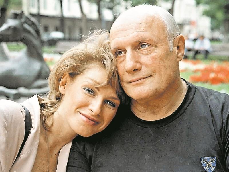 Александр и Ирина Пороховщиковы // фото в статье: Global Look Press