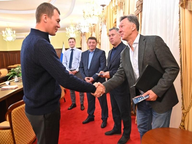 Фото: пресс-служба правительства Хабаровского края