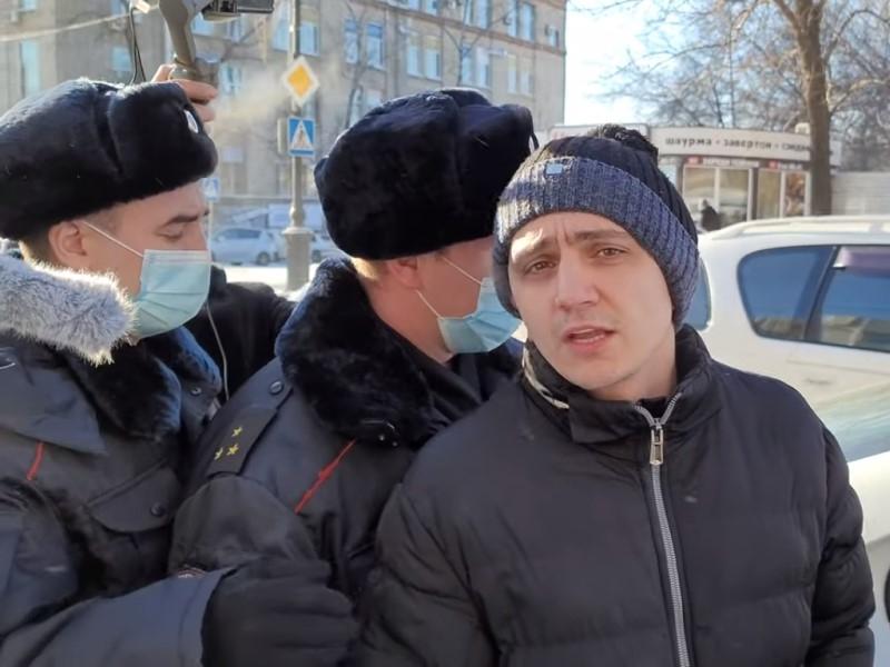 Дмитрий Тимошенко // Скриншот с видео на YouTube