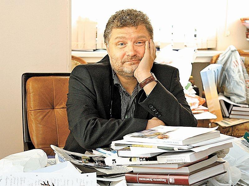 Театры снова жалуются на давление драматурга Полякова // фото: Андрей Струнин