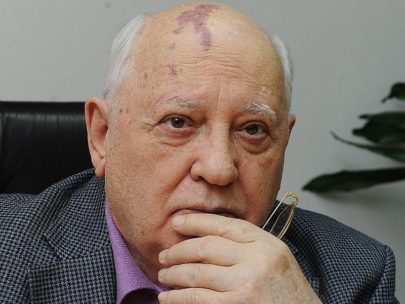 Фото в статье: Андрей Струнин, книга «Горбачев в жизни»
