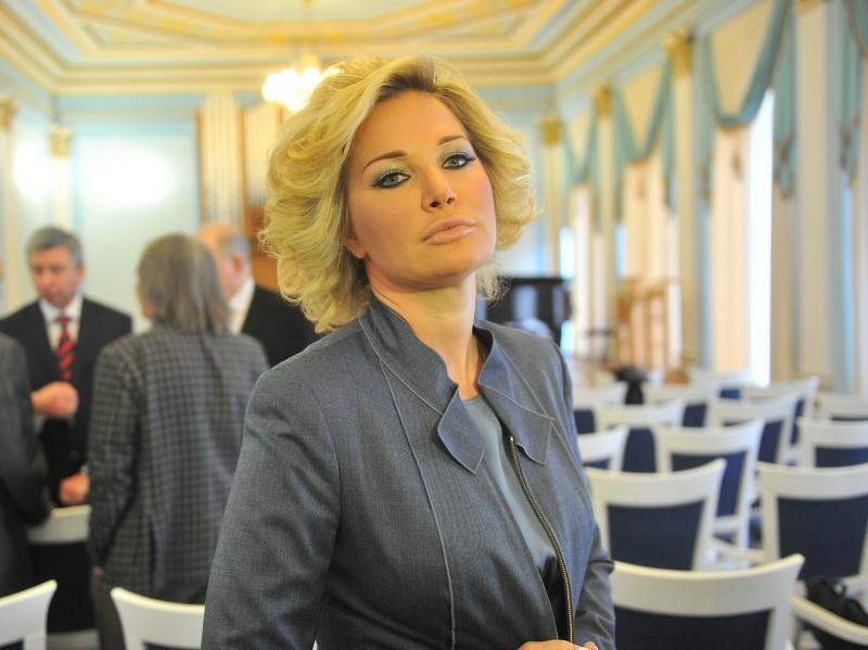 Мария Максакова // Фото: Global Look Press