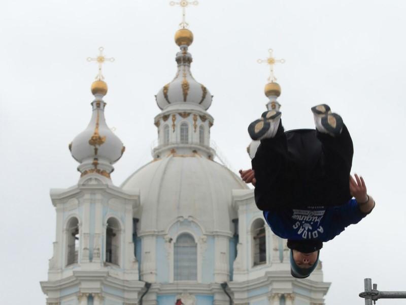 Санкт-Петербург // Фото: Global Look Press