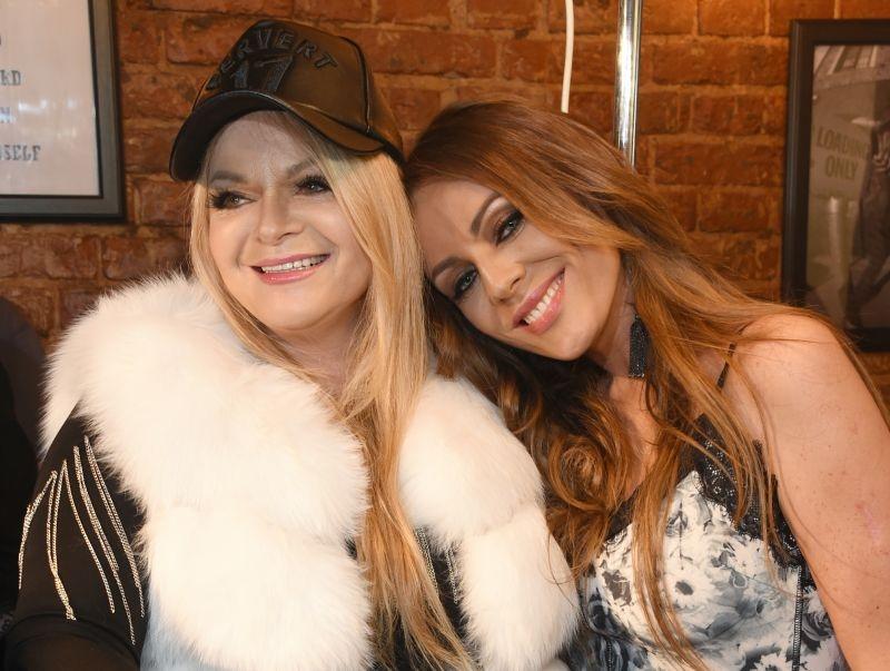 Лариса Долина и Юлия Началова были подругами // фото: Global Look Press