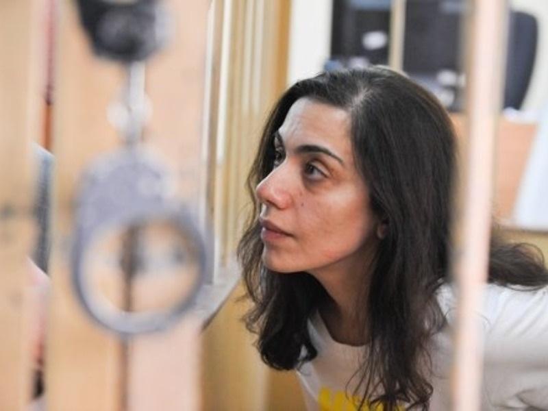 Адвокаты осужденной на 15 лет за шпионаж Карины Цуркан подали жалобу на приговор