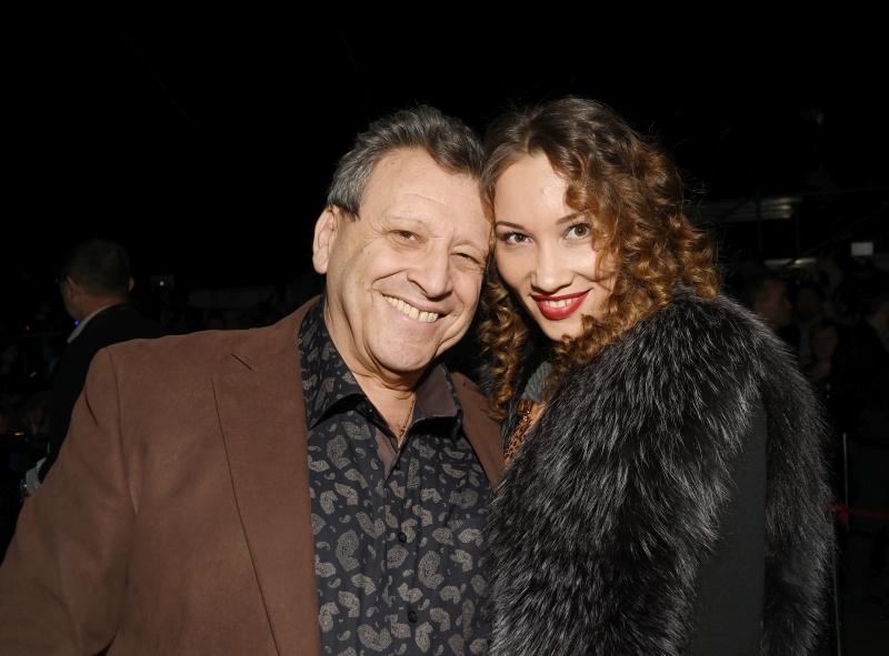 Борис Грачевский с супругой Екатериной // Фото: Global Look Press