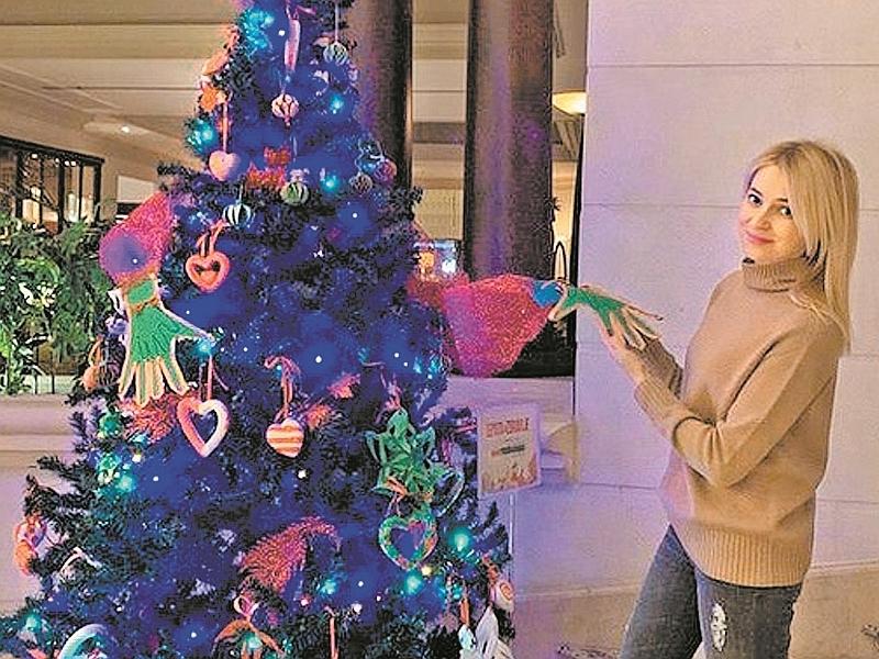 Наталья Поклонская: Новый год в Крыму // фото в статье: соцсети