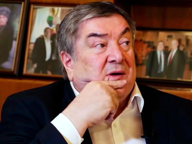 Ваха Агаев // Скриншот из Youtube
