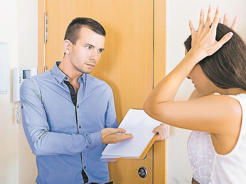 Муж с женой делят квартиру // фото: depositphotos; в статье: Global Look Press, соцсети