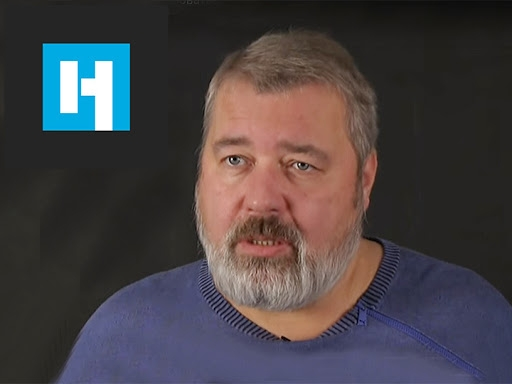 Дмитрий Муратов // Скриншот из Youtube