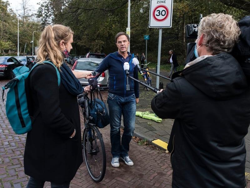 Премьер-министр Нидерландов Марк Рютте // Фото: Global Look Press
