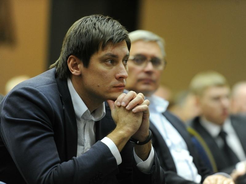 Дмитрий Гудков // Фото: Global Look Press