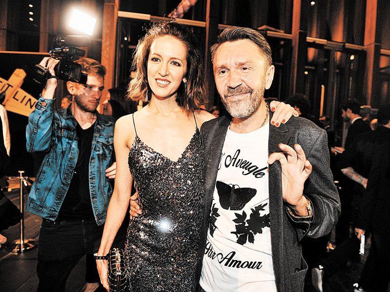Шнуров с женой Матильдой (2016 год) // фото: Global Look Press