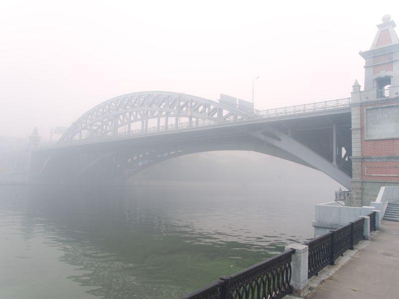 Лето 2010 года в Москве запомнилось смогом // фото: Константин Кокошкин / Global Look Press