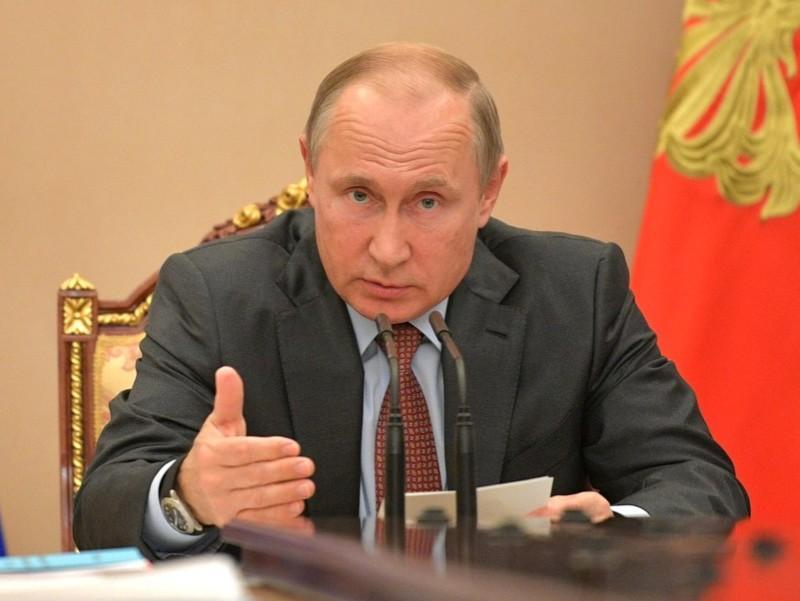 Владимир Путин // фото: Kremlin Pool / Global Look Press