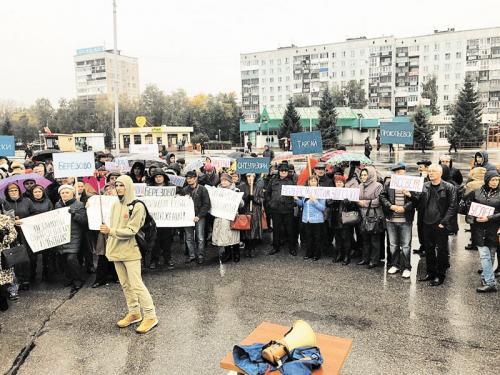 Жители Кузбасса объявили войну угольным генералам