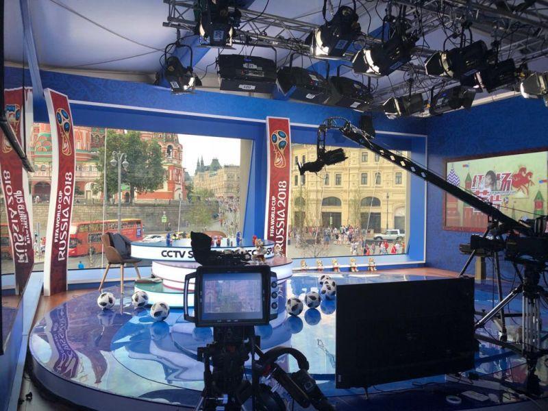 Студия CCTV