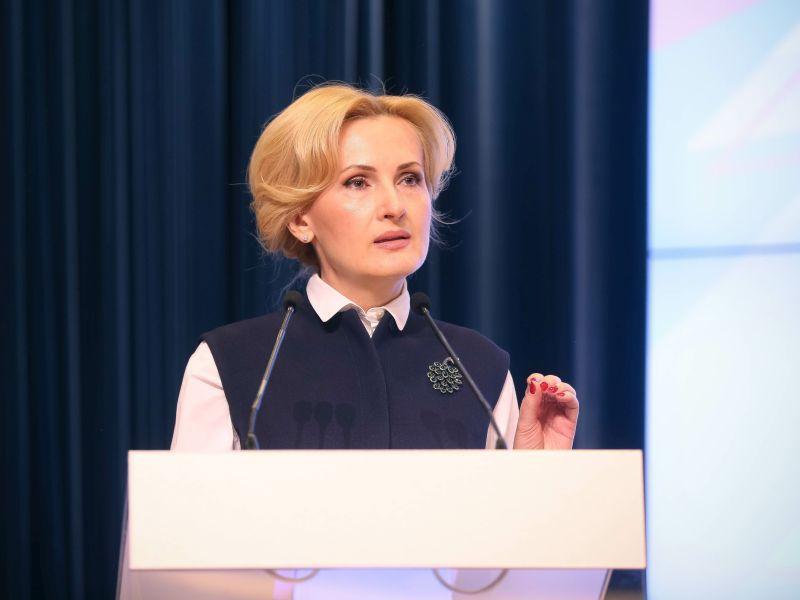 Ирина Яровая // фото: Минкомсвязь России / Global Look Press