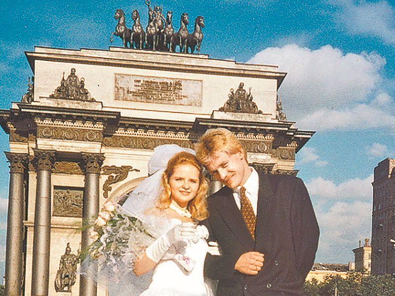 Вторая и предпоследняя свадьба Дмитрия Пескова