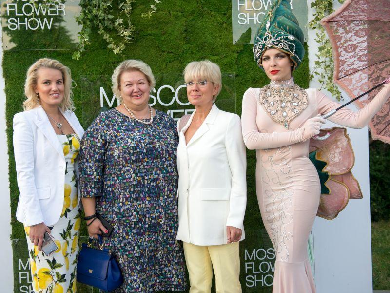// фото предоставлено организаторами Moscow Flower Show
