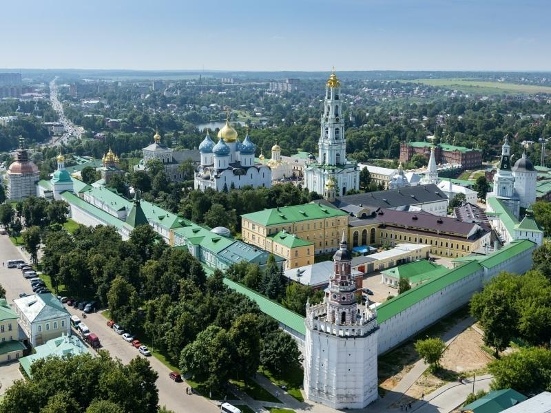 Сергиев Посад – новый Ватикан? // фото: Global Look Press