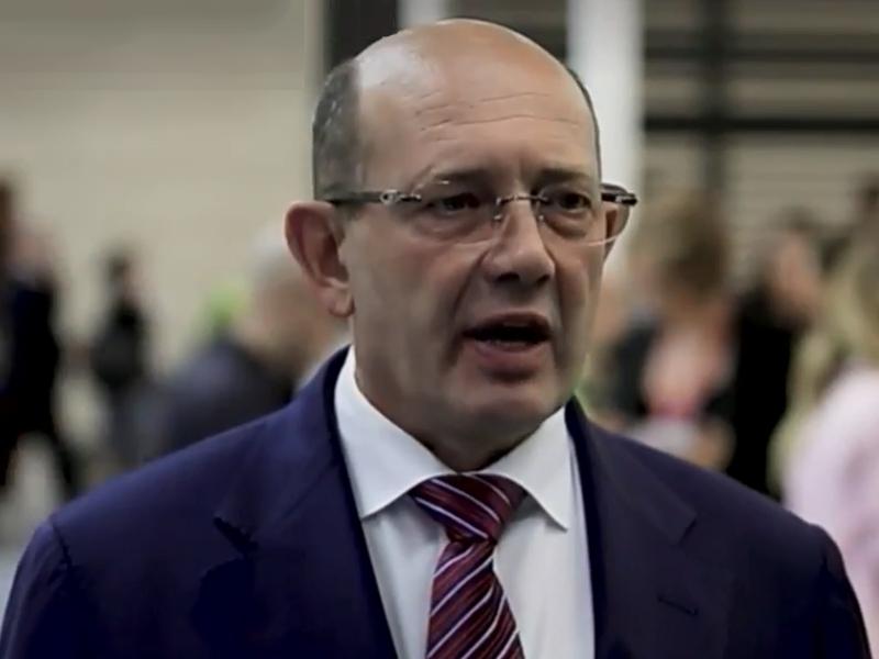 Сергей Кельбах // стоп-кадр / Youtube / РБК