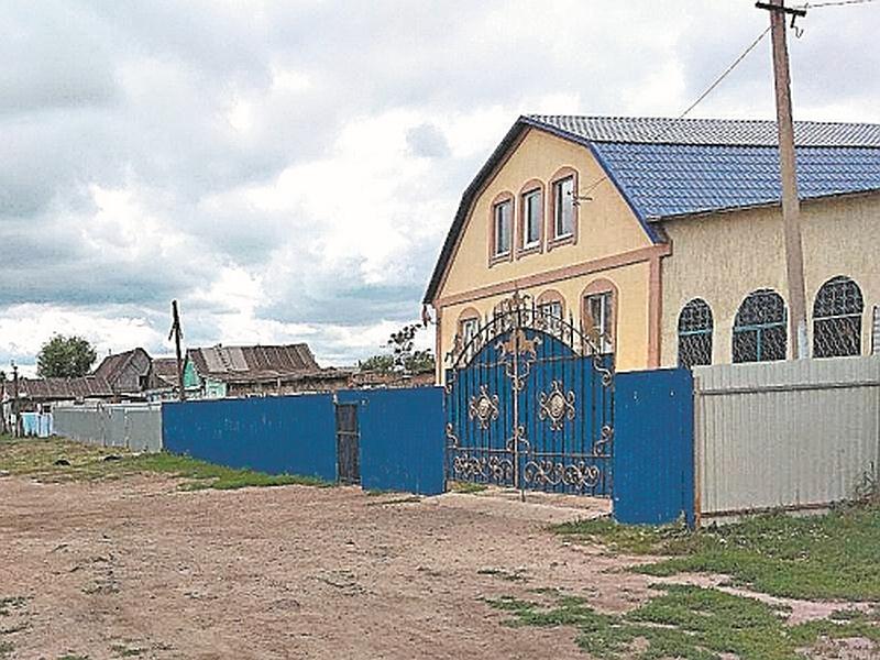 Роскошный коттедж барона Иванова