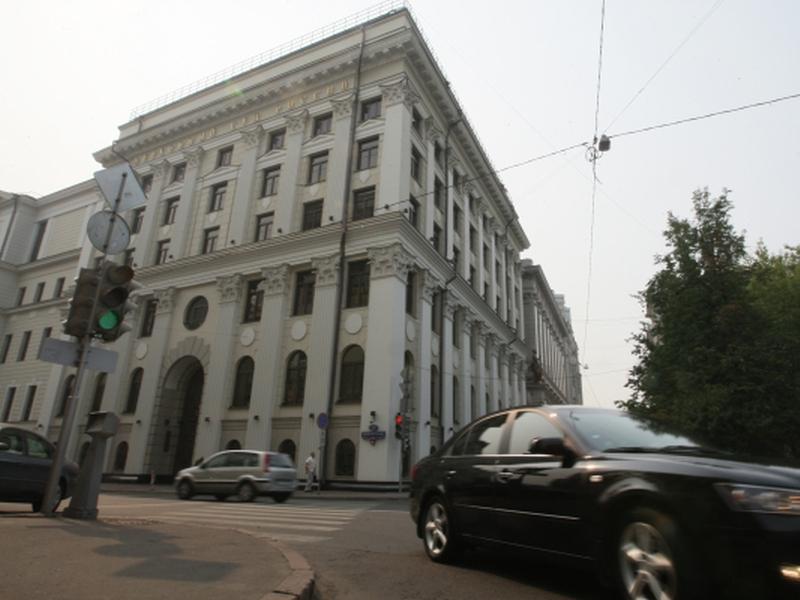 Здание Верховного суда РФ // фото: Алексей Куденко / РИА Новости