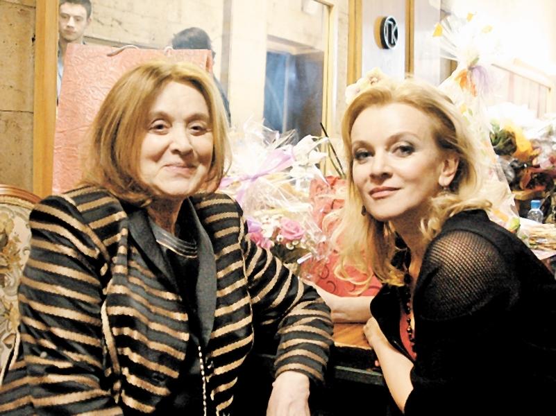 Маргарита и Анна Тереховы // фото из личного архива Анны Тереховой