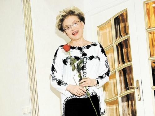 Елена Малышева // Фото: Global Look Press