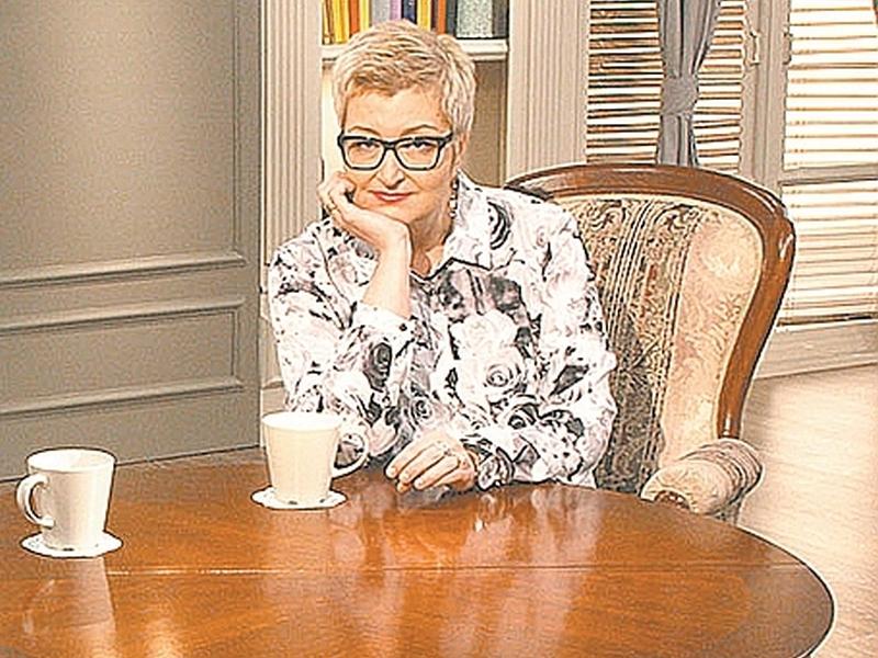 Татьяна Устинова // фото: «ТВ Центр»