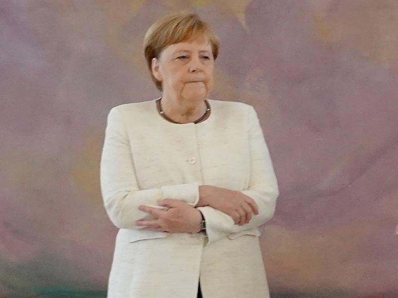 Ангела Меркель // фото: Global Look Press