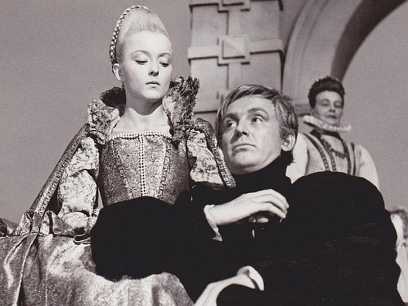 Стоп-кадр: фильм «Гамлет»