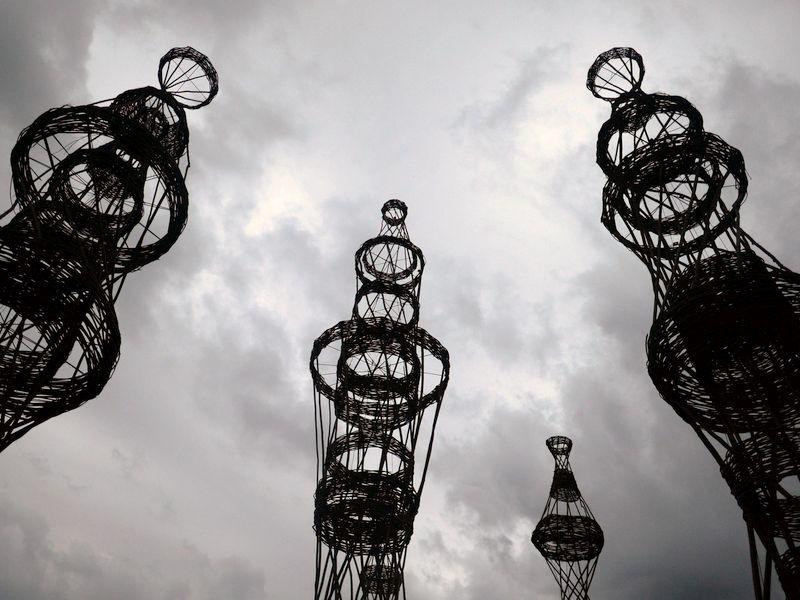 """""""Архстояние"""" // Фото: Павел Бедняков / Global Look Press"""