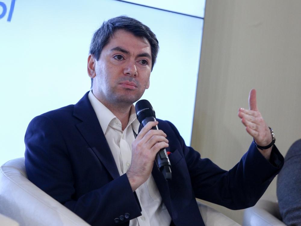 """Сопредседатель движения """"Голос"""" Григорий Мельконьяц // Фото: Global Look Press"""